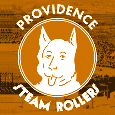 Providence Steam Rollers logo from 1916-