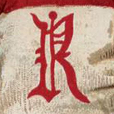Renfrew Creamery Kings logo from 1909-1911