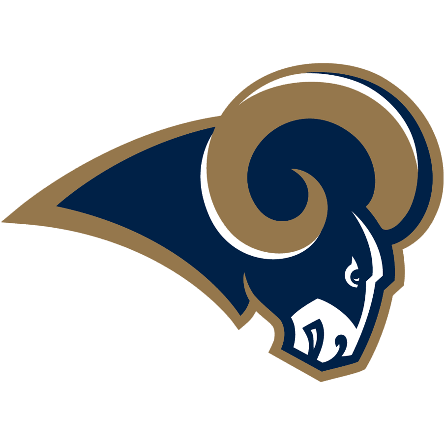 Los Angeles Rams logo from 2000-2016