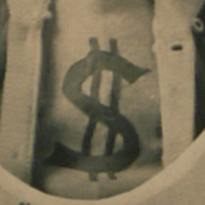 Sydney Millionaires logo from 1913-1915