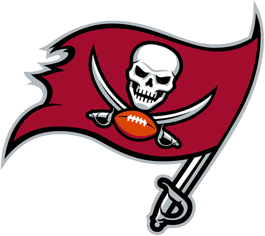 Tampa Bay Buccaneers logo from 2020-