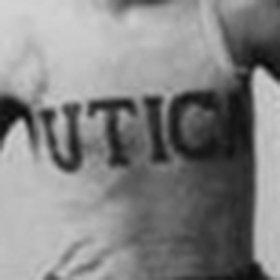 Utica Utes logo from 1912-