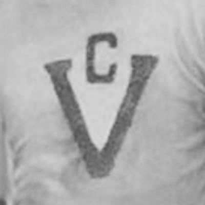 Victoria Cougars logo from 1923-1926
