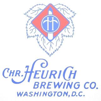 Washington Brewers logo from 1939-1940