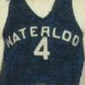Waterloo Wonders logo from 1935-