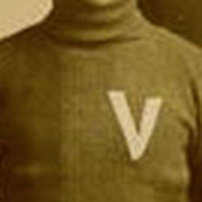 Winnipeg Victorias logo from 1895-1906
