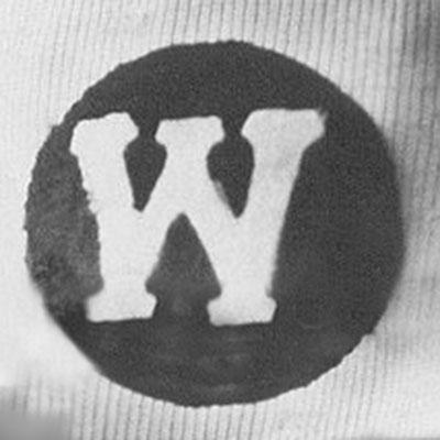 Winnipeg Hockey Club logo from 1892-1909