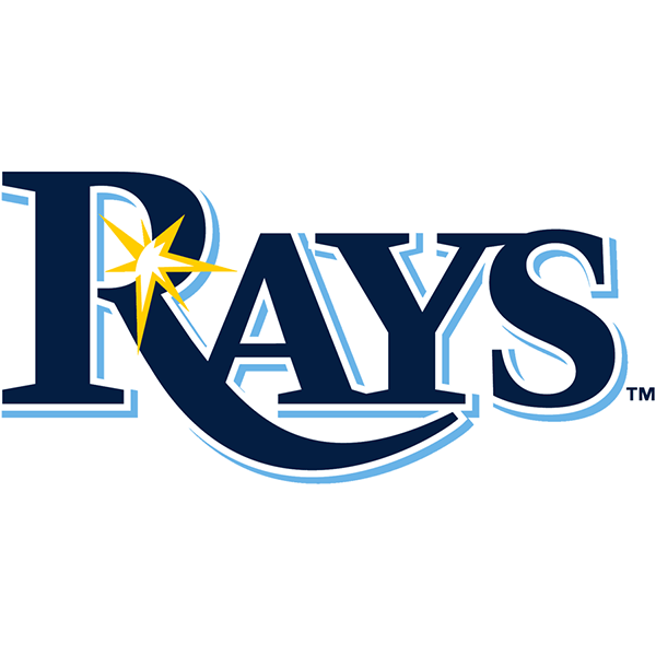 Tampa Bay Rays logo from 2019-