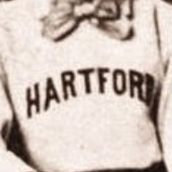 Brooklyn Hartfords logo from 1874-