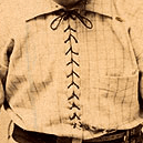 Pittsburg Burghers logo from 1890-