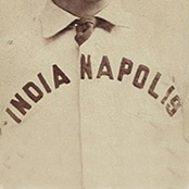 Indianapolis Hoosiers logo from 1887-