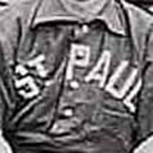 St. Paul White Caps logo from 1884-
