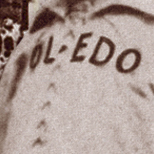 Toledo Maumees logo from 1890-