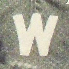 Washington Senators logo from 1891-