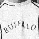 Buffalo Bisons logo from 1879-