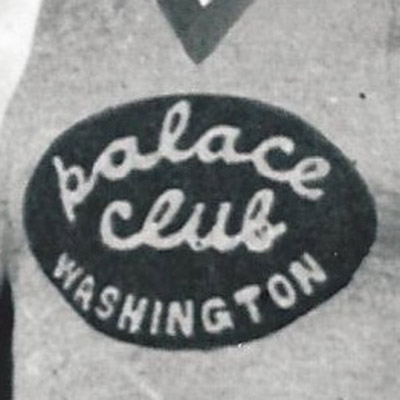 Washington Palace Five logo from 1926-1927