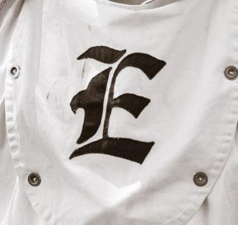 Elizabeth Resolutes logo from 1873-
