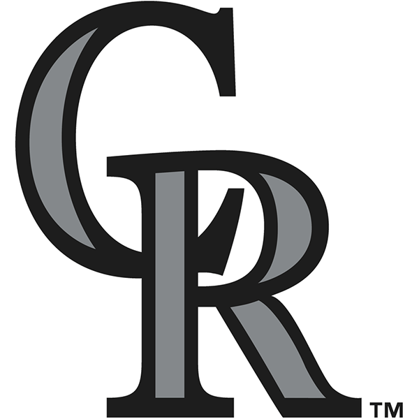 Colorado Rockies logo from 2017-