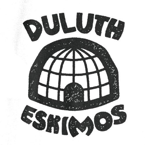 Duluth Eskimos logo from 1926-1927