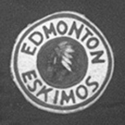 Edmonton Eskimos logo from 1909-1927