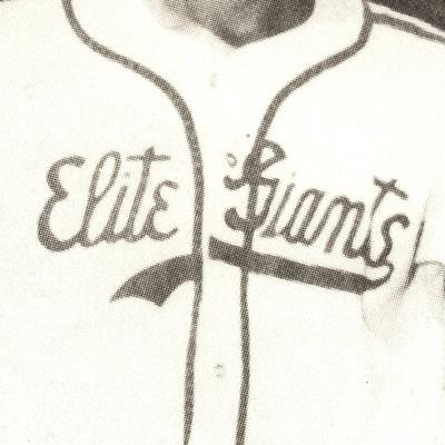 Baltimore Elite Giants logo from 1936-1948