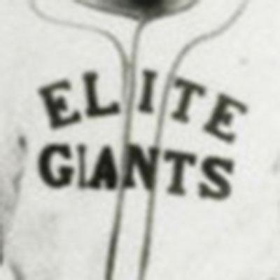 Baltimore Elite Giants logo from 1932-1935