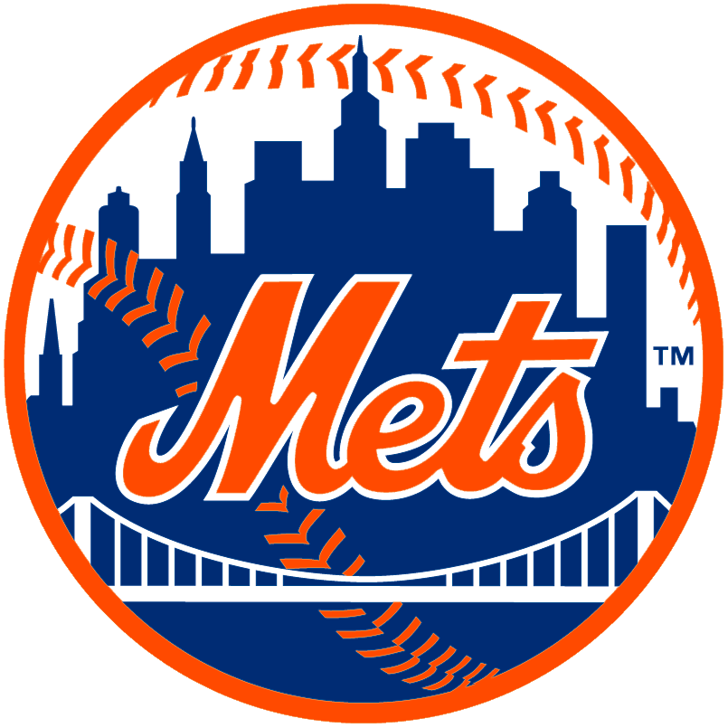 New York Mets logo from 2014-