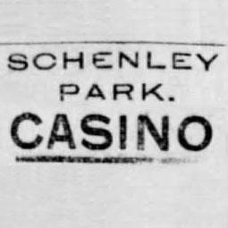 Pittsburgh Casino logo from 1897-1897
