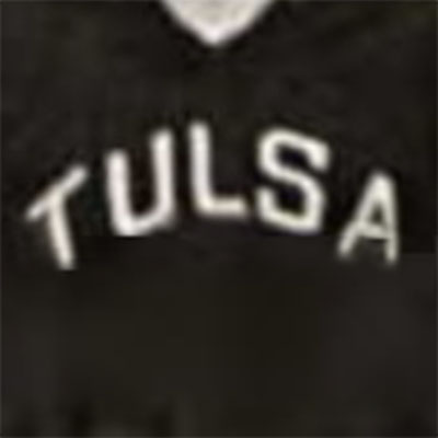 Tulsa Ranchers logo from 1948-1948