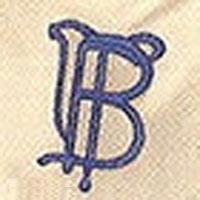 Toledo Blue Stockings logo from 1884-