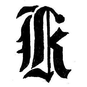 Fort Wayne Kekiongas logo from 1871-