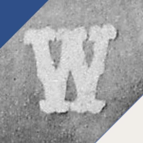 Washington Nationals logo from 1888-