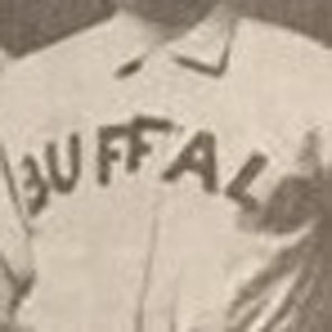 Buffalo Bisons logo from 1890-