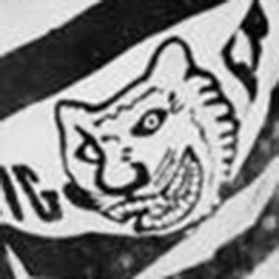 Calgary Tigers logo from 1922-1927