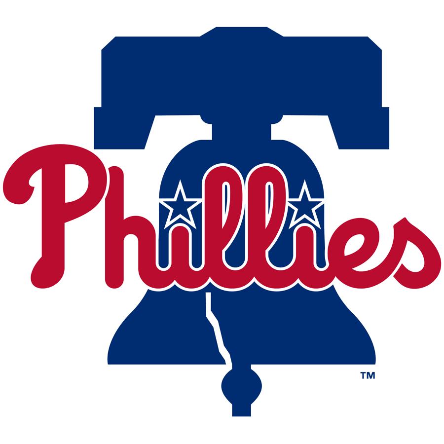 Philadelphia Phillies logo from 2019-
