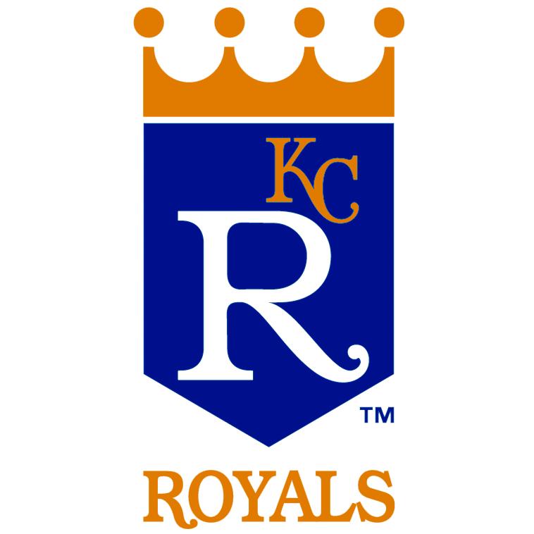 Kansas City Royals logo from 1969-1978