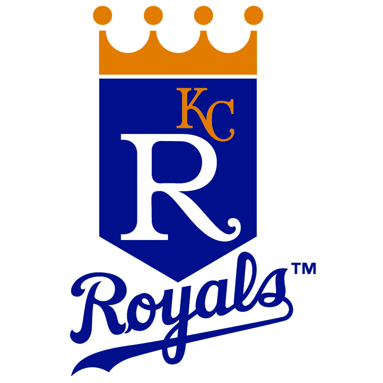 Kansas City Royals logo from 1979-1985