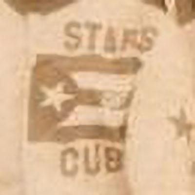 Cuban Stars (West) logo from 1906-1930