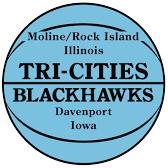 Tri-Cities Blackhawks Logo