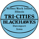Tri-Cities Blackhawks Logo