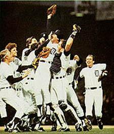 1984 MLB Season