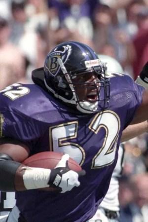1996 Baltimore Ravens Season