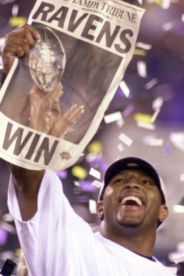 2001 Baltimore Ravens Season