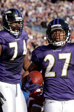 2011 Baltimore Ravens Season