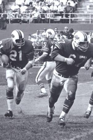 1962 Buffalo Bills Season