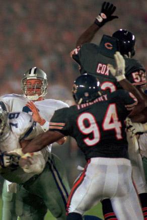 1996 Chicago Bears Season