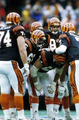 1984 Cincinnati Bengals Season
