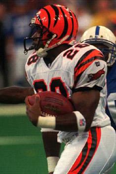 1998 Cincinnati Bengals Season