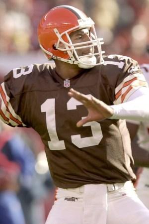 2001 Cleveland Browns Season