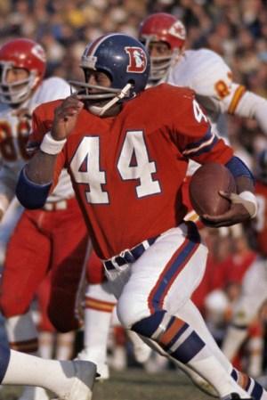 1972 Denver Broncos Season